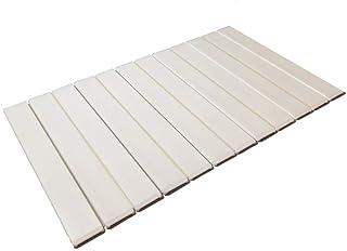 東プレ 銀イオンAG+ 抗菌折りたたみ式風呂ふた ホワイト 75×119cm L12