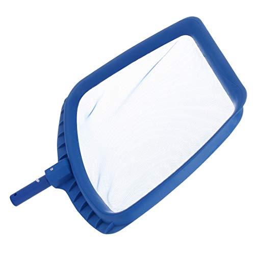 Blueborn Kescher LS-P Robusto retino per Fogliame con Labbro e Rete di Nylon, Blu Scuro FS