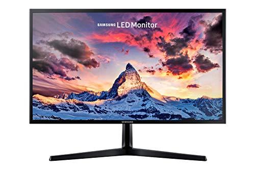 "Samsung S27F358 - Monitor de 27"" Full HD (1920x1080, 4 ms, 60 Hz, LED, 16:9, 1000:1, 250 cd/m², 178°, HDMI, Base en V) Negro"