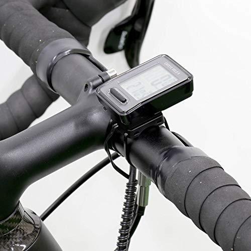 キャットアイ(CATEYE)サイクルコンピューターVELO9ブラックCC-VL820スピードメーター自転車&LEDライトヘッドライトURBANアーバンブラックHL-EL145自転車【セット買い】
