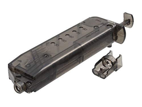 SRC Speedloader/Loading Tool für ca. 100 BBS - inkl. Adapter Ladehilfe für Softairwaffen