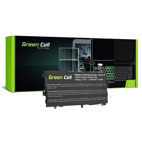 Green Cell (3.7V 17Wh 4600mAh) SP3770E1H GH43-03786A AA1D306oS-T B Batteria per Samsung Galaxy Note 8.0 GT-N5100 GT-N5105 GT-N5110 GT-N5120 SGH-I467 SGH-I467ZWAATT Tablet