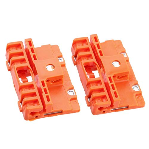 Fastener & Clip New Arrival 1Pair for Audi A6 Window Regulator Repair Clips Front Left and Right CS32 a13 csv Drop - (Delivery from 15 to 20 Day)