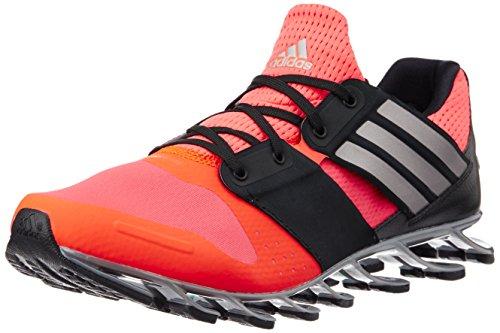 adidas Springblade Solyce, Zapatillas de Running Hombre, Rojo/Naranja/Negro (Rojsol/Plteme/Negbas), 45 1/3 ✅