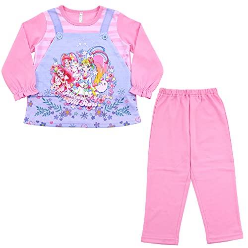 プリキュアオールスターズ パジャマ 長袖 ゆめくりパジャマ[2583861] 100cm ピンク【A】