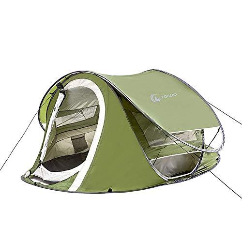 DYMMS Tienda Perezosa Automática, Tienda De Camping Ligero