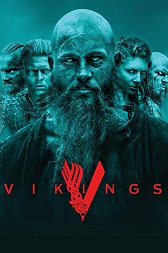 VIKINGS: NOTEBOOK / JOURNAL 120 pages 6x9