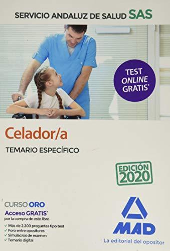 Celador/a del Servicio Andaluz de Salud. Temario Específico