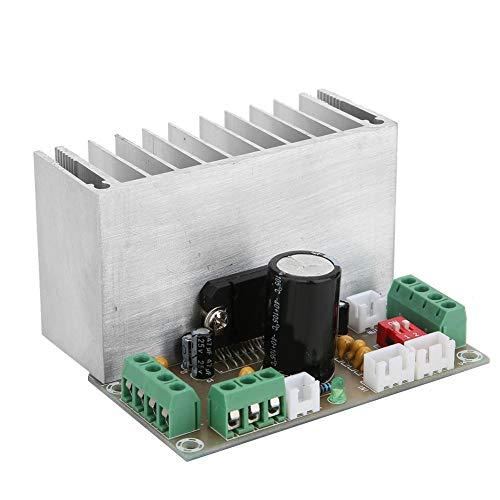 Scheda amplificatore auto, modulo amplificatore auto XH-M231 a quattro canali TDA7388 scheda AMP DC 12V 4 x 41W con dissipatore