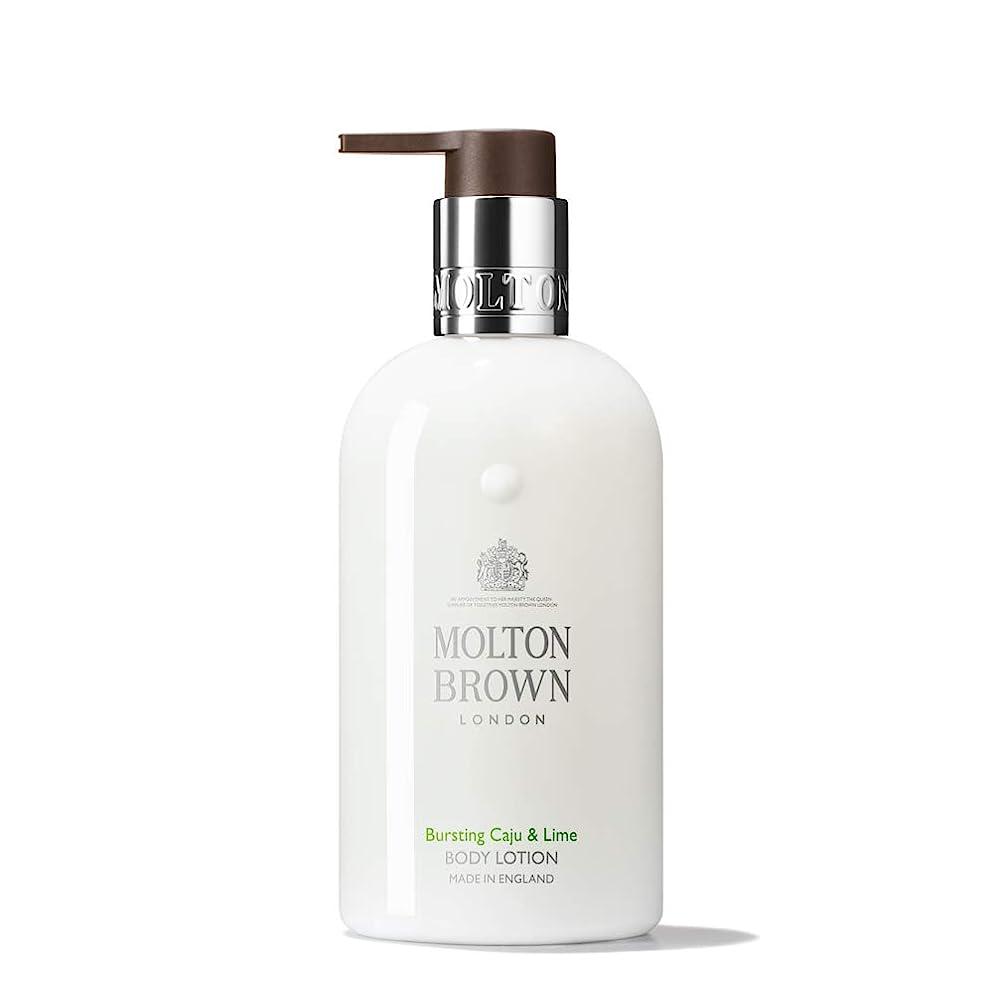 お風呂を持っている独立したレーニン主義MOLTON BROWN(モルトンブラウン) カジュー&ライム コレクション C&L ボディローション
