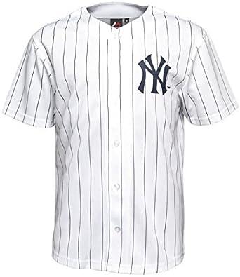 Majestic Camisa MLB New York Yankees WH L: Amazon.es: Ropa
