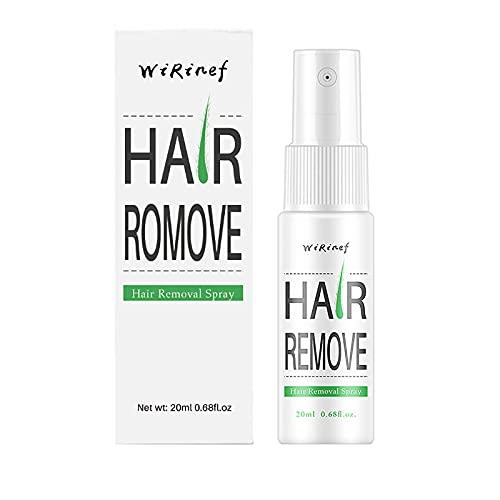 Spray de depilación de 10/25 ml para axilas, brazos y piernas, crema de depilación para la depilación rápida, espray depilatorio con textura de espuma suave, suave y fácil de usar