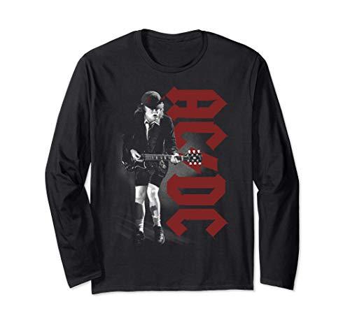 AC/DC - Angus Rockin Maglia a Manica