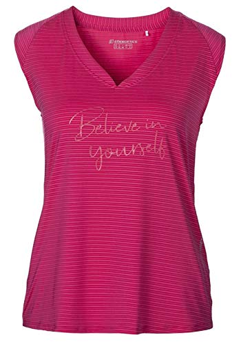 ENERGETICS Damen Galia 2 T-Shirt, Pink, 42