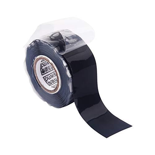 Rescue Tape - selbstklebend Silikon-Gummi-Reparaturband Bonding Rettungs Draht Schlauchband