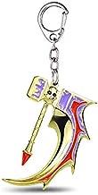 ArtkticaSupply DOTA 2 Skull Basher Key Chain