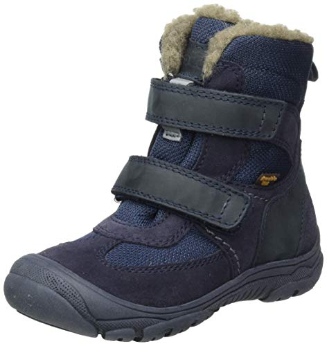 Froddo G3110166 Boys Fashion Boot, Dark Blue, 31 EU