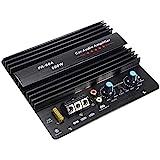 12V 600W PA-60A Car Audio Amplifier Board Speaker Subwoofer Board Bass Module High Power Mono Channel Lossless Accessori (nero)