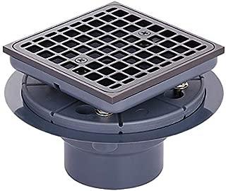 Miseno MSQD-4-ORB Square Tile-In Shower Drain