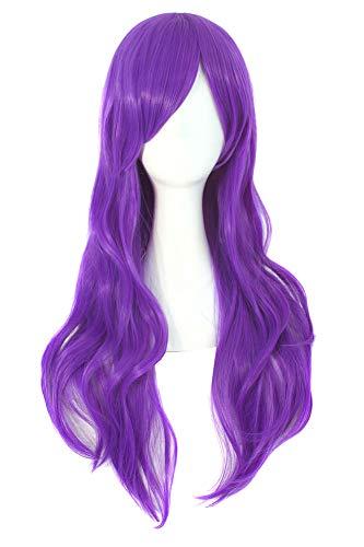 pelucas moradas en línea