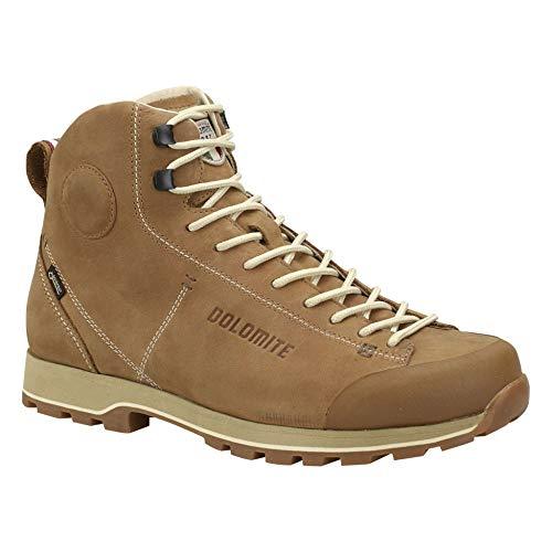 Dolomite Zapato Ms Cinquantaquattro Hike Low GTX, Scarpe Unisex-Adulto, Ochre Red, 43 1/3 EU