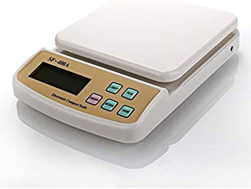 HNESS Electronic Digital Kitchen Scale Kitchen Scale Digital Multipurpose Weight Machines For Kitchen Weight Machine Weight Scale Kitchen Kitchen Weight Machine Digital 10 Kg