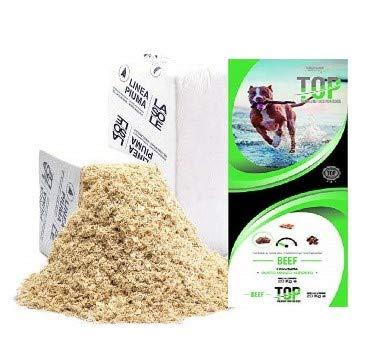 cucciolandia di massimiliano cucinella 1 Sacco Dagel Crocchette Beef per Cani 20kg Manzo 1 lettiera Sacco da 20 kg trucioli Sole Piuma