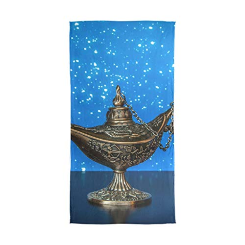 XiangHeFu Chal Noche estrellada Lámpara mágica Pañuelo para el cuello Envoltura Silenciador...