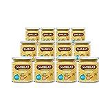 SMILEAT EAT & SMILE Tarritos de Pollo con Arroz, Ingredientes Naturales, Para Bebés a Partir de los 6 Meses - Pack de 12 x 230g - 2760g