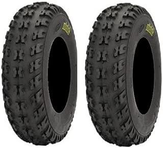 Pair of ITP Holeshot HD ATV Tires Front 22x7-10 (2)