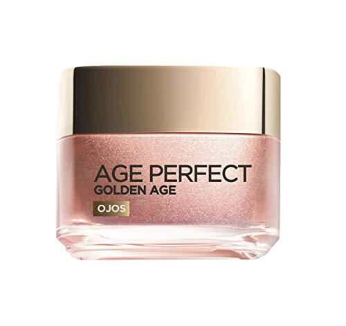 L Oréal Paris Age Perfect Golden Age Contorno de Ojos Antiojeras Pieles Maduras y Apagadas, 15 ml