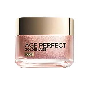 L'Oréal Paris Age Perfect Golden Age Contorno de Ojos Antiojeras Pieles Maduras y Apagadas, 15 ml
