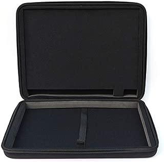 TOOGOO for Ableton Push 2 Disc Pack Dj Storage Bag Carrying Case Carrying Case Shockproof Bag Eva Portable Bag