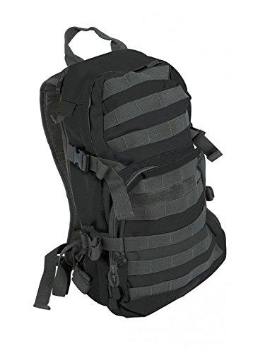 Ares Sac à dos de combat 25l noir - Noir, Taille Unique