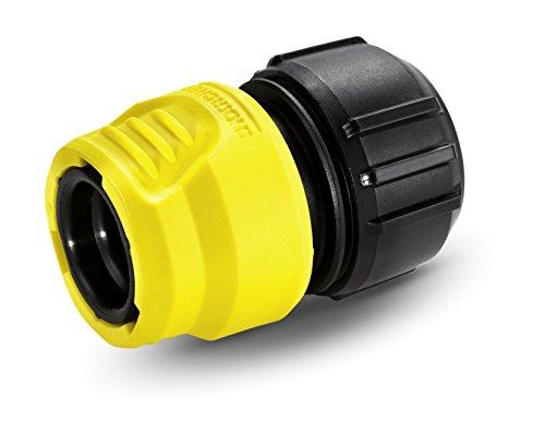 Kärcher 2.645-192.0 Schlauchkupplung (Universal, mit Aqua Stop) schwarz