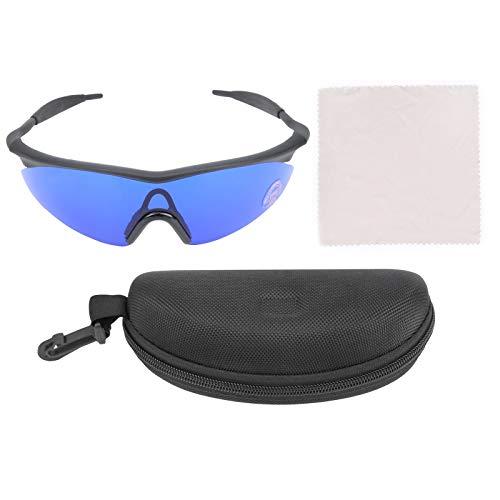 Golf Sonnenbrille Golf Finding Brille Professionelle Golfball Finder Gläser mit Glastuch