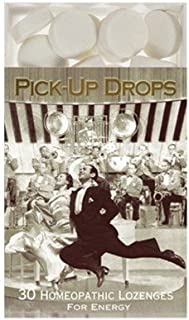 Historical Remedies Homeopathic Pick-Up Drops, 30 LOZENGES