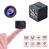 Mini caméra espion, surveillance caméra cachée 1080 / 720P HD avec vision nocturne...