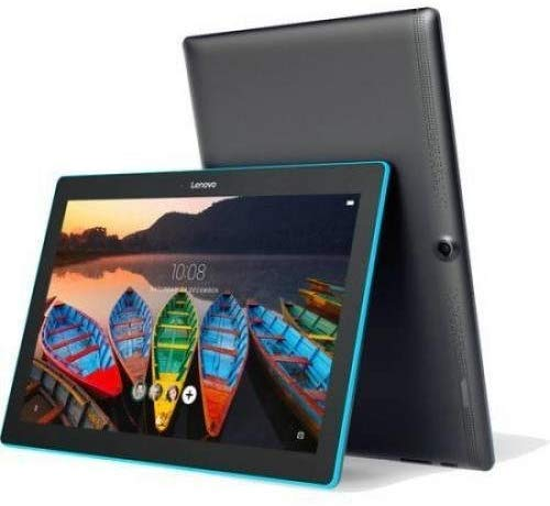 "Lenovo Tab 10 Tablet, 10.1"" HD Touchscreen, Qualcomm Quad-core Processor 1.30GHz,16GB Storage, WiFi, Bluetooth, Webcam, Up to 10 Hours Battery Life"
