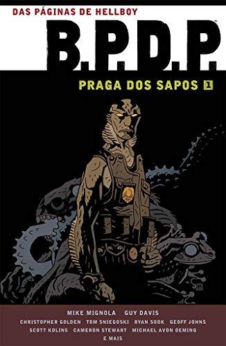 BPDP - Praga dos Sapos Vol. 1