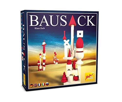 Zoch 601120200 601120200-Bausack, Familienspiel