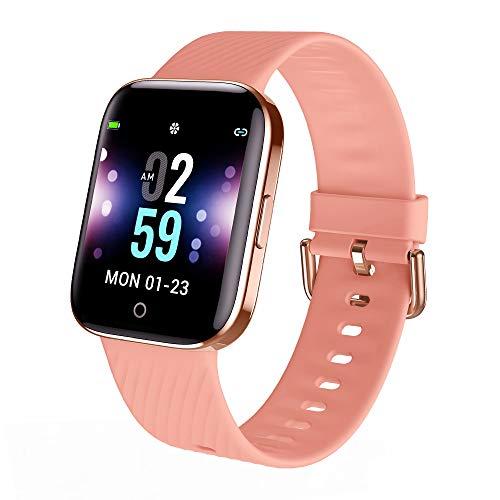 Smartwatch - Reloj Inteligente Mujer Impermeable Cronómetro