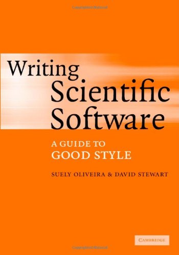 Image of Writing Scientific Software: A Guide to Good Style
