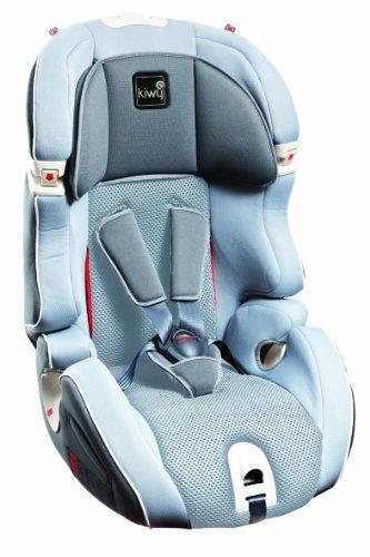 Kiwy 4CX31XL04KW Ersatzbezug für Kinderautositz SL123 Universal, Stone