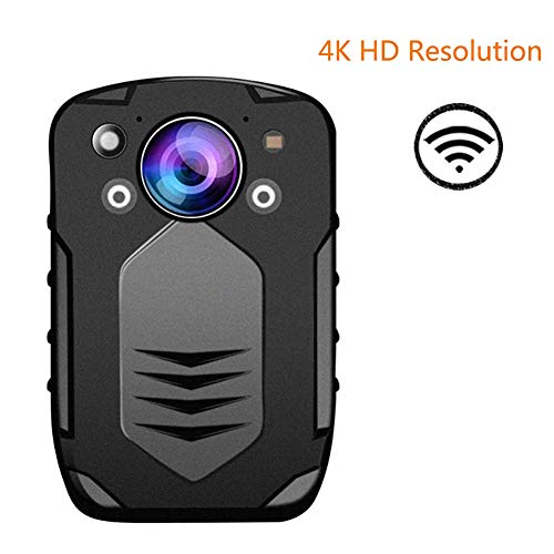 Read About Law enforcement recorder Police Video Camera 42 Million Pixels 4K HD Resolution, 15m Infr...
