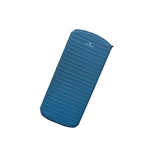 outdoorer Kinder-Isomatte Trek Bed S - ultraleichte selbstaufblasbare Isomatte für Kinder, Trekking-Matte mit kleinem Packmaß
