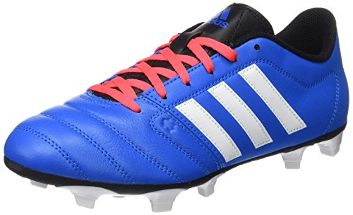 adidas Unisex Gloro 16.2 FG Sneaker, Blau Azuimp Ftwbla Rojimp, 41 1/3 EU