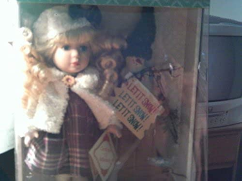 Classic Treasures Special Edition Collectible Doll Christmas Collection by Classic Treasures