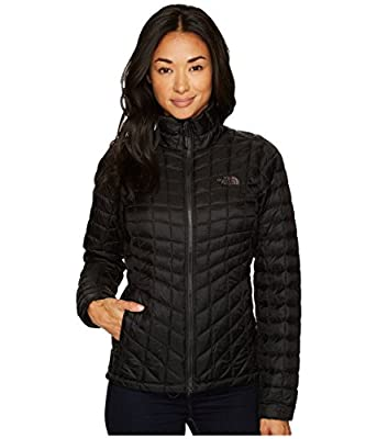 The North Face Women's Thermoball Full Zip Jacket TNF Black - M