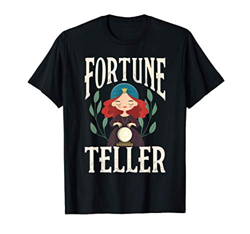 Gypsy Fortune Teller Circus Carnival Children Birthday Party T-Shirt